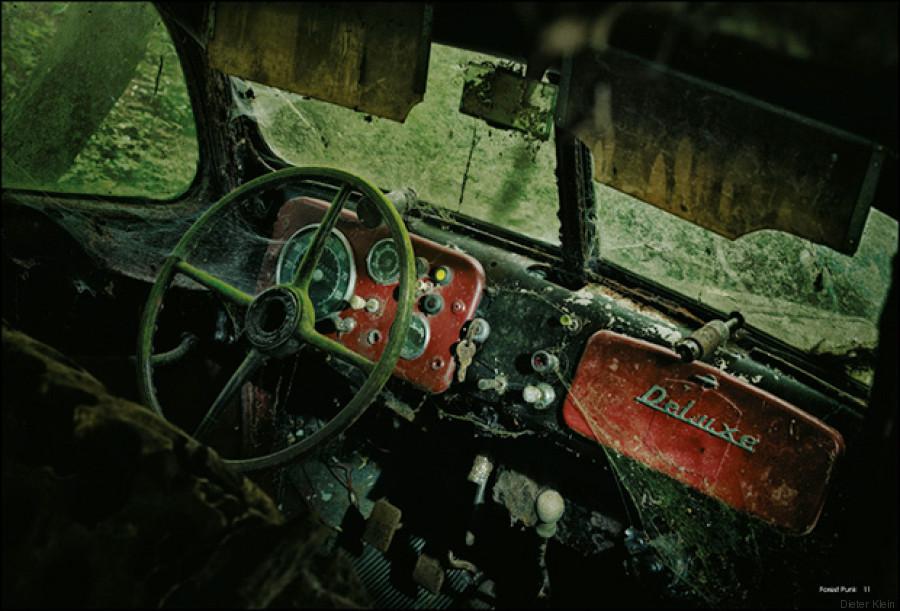 voitures abandonnees