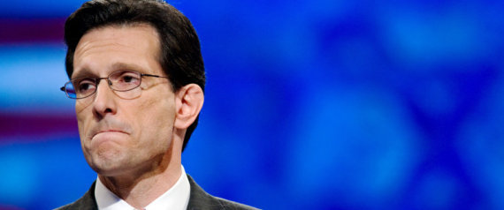 Eric Cantor Debt Ceiling Talks