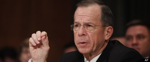 Mike Mullen Obama Afghanistan Troop Withdrawal