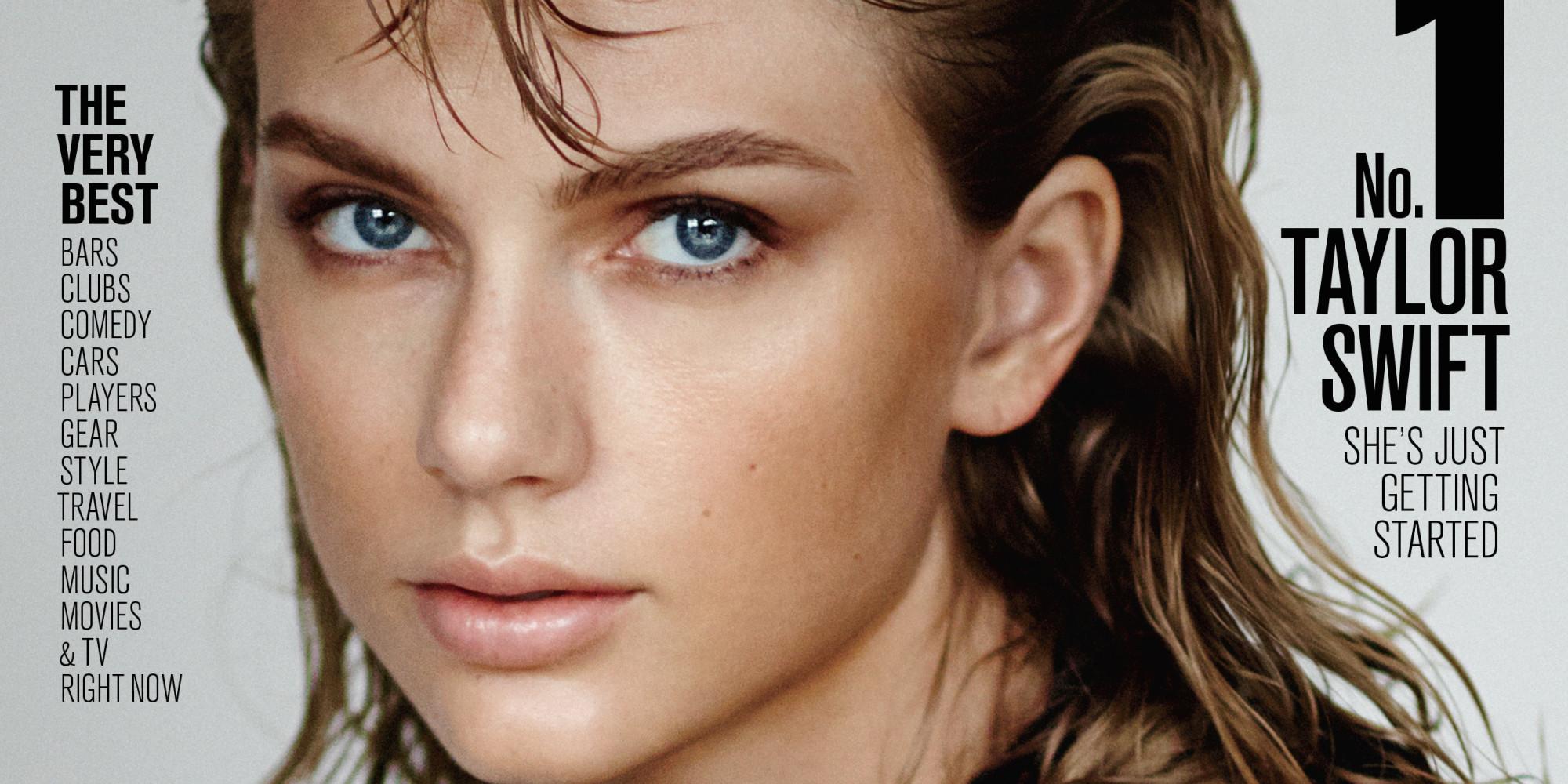 Taylor Swift Tops Maxim's 2015 Hot List | HuffPost Taylor Swift