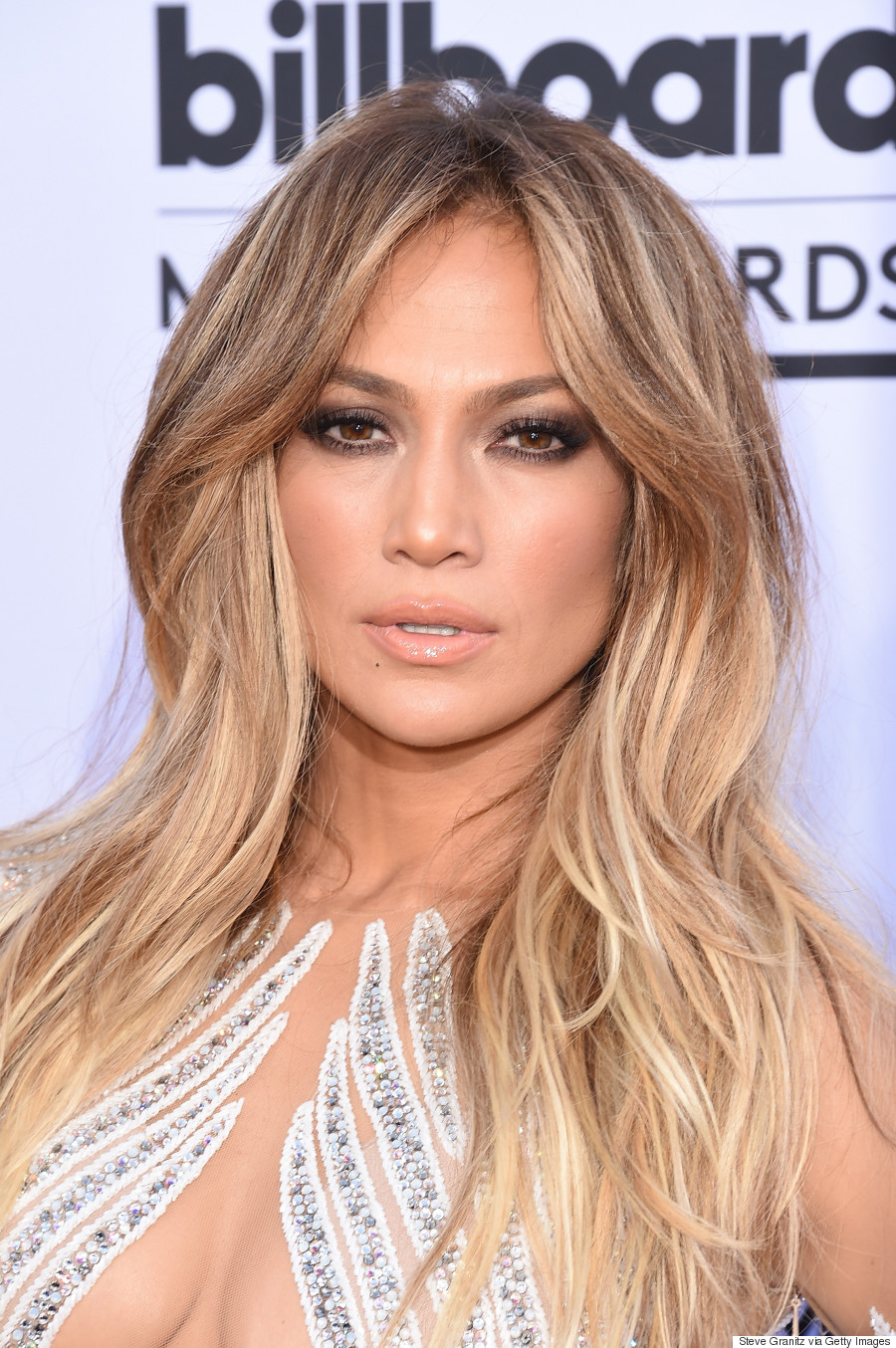 Jennifer Lopez S Billboard Music Awards 2015 Dress Leaves