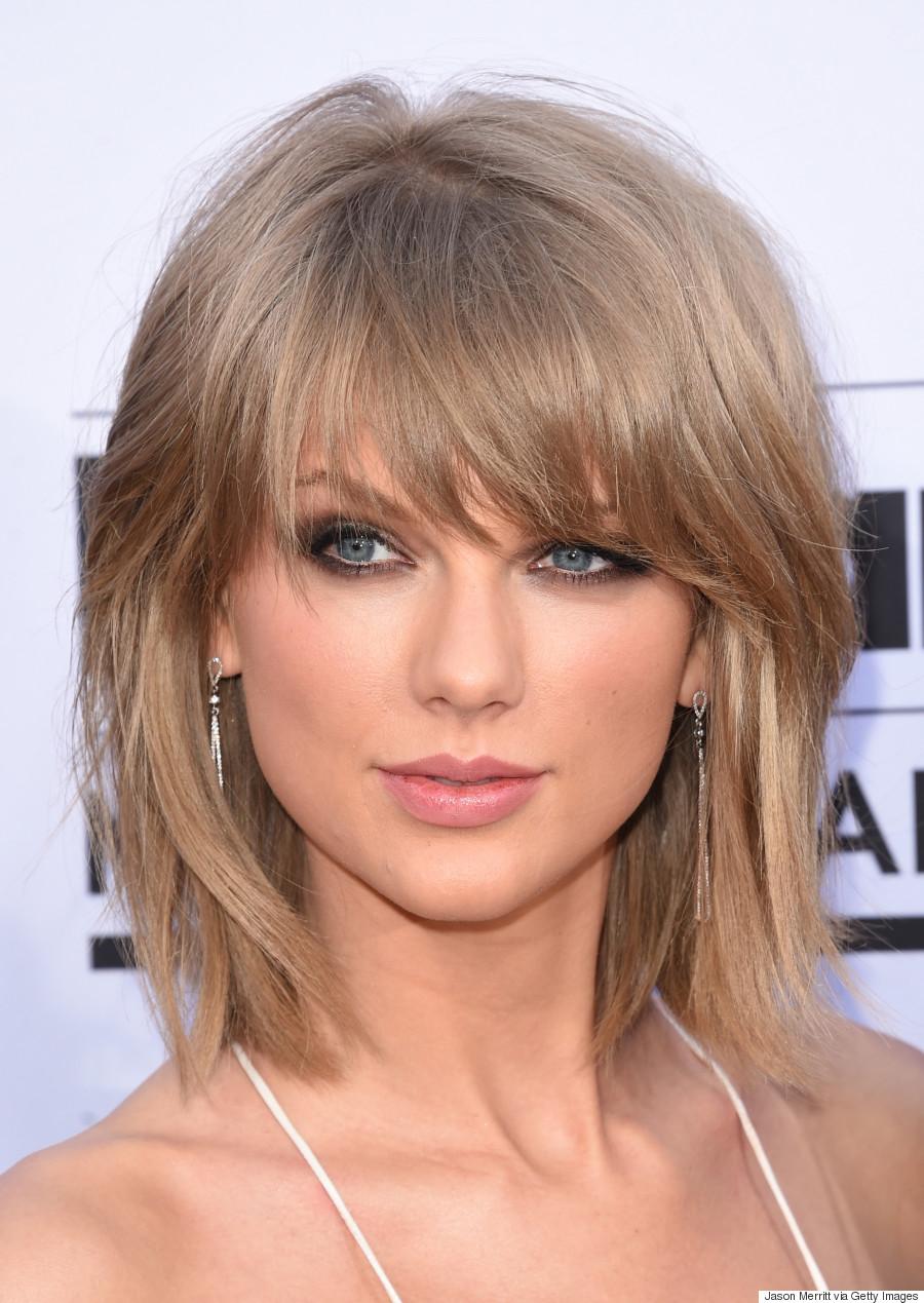 Taylor Swift Haircut Shag   newhairstylesformen2014.com