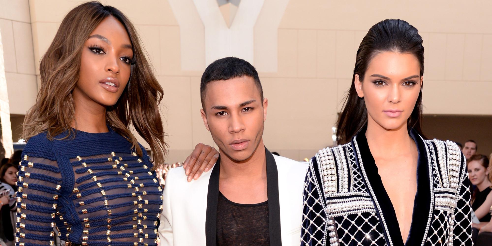 Olivier Rousteing Confirms
