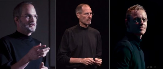 steve jobs michael fassbender ashton kutcher