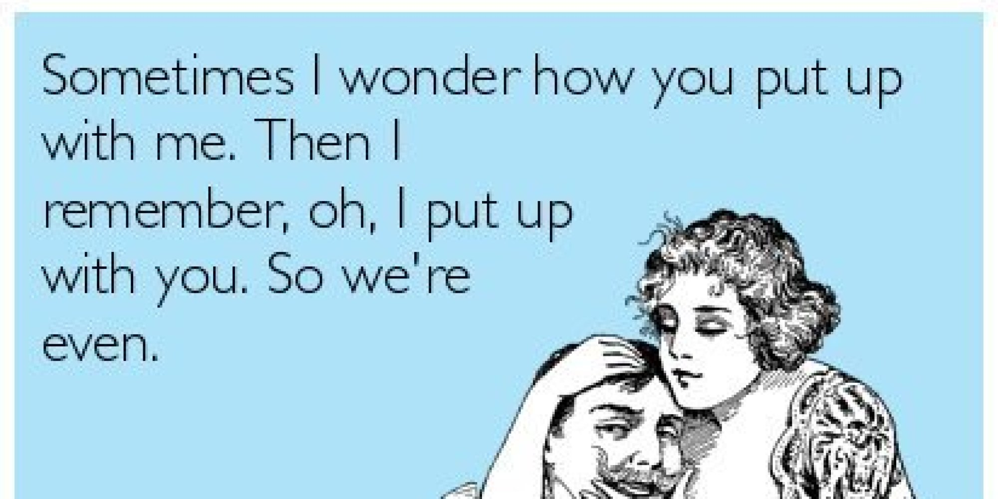 15 Brutally Honest Cards For Couples With A Sense Of Humor HuffPost