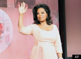 Oprah Receives South African Honorary Doctorate