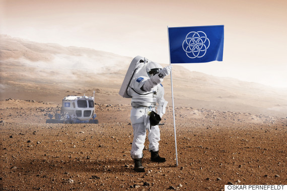 flag of planet earth