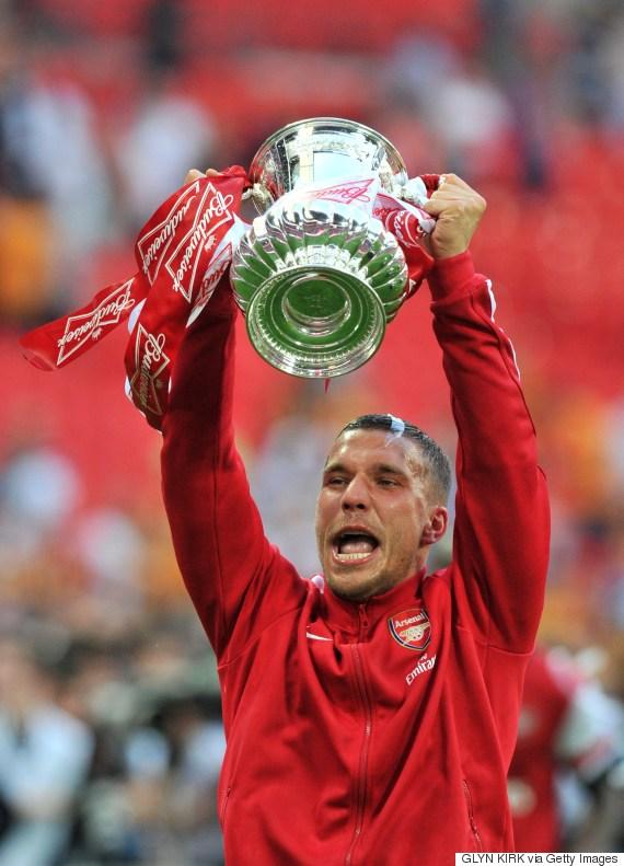 arsenal fa cup winners 2014