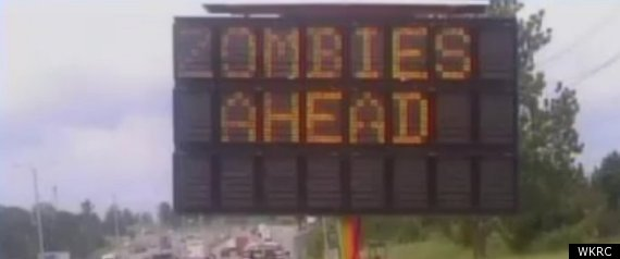 ZOMBIES KENTUCKY
