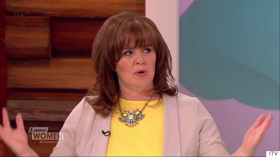 coleen nolan loose women