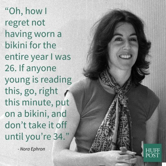 nora ephron essay i feel bad about my neck I feel bad about my neck: and other thoughts on being a  nora ephron's i feel bad about my neck  of essays and musing by nora ephron my reading of late has .