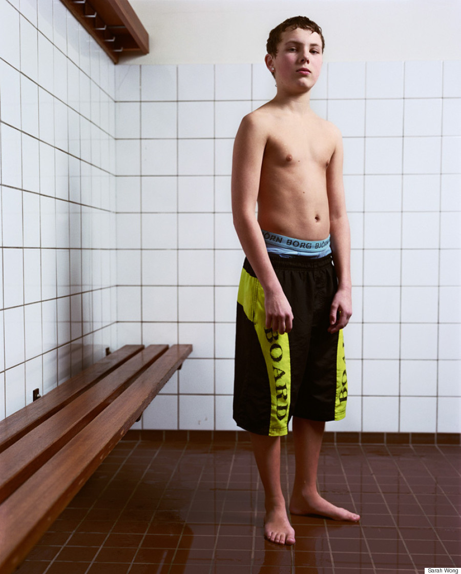 boy with swimming suit 2009