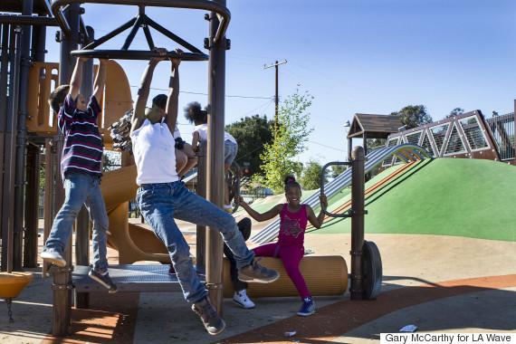 serenity park playground