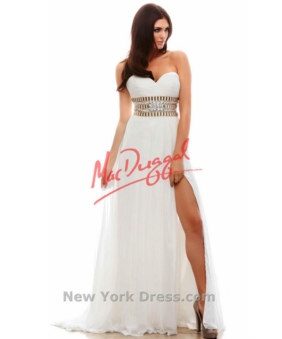 Britt bachelor white dress