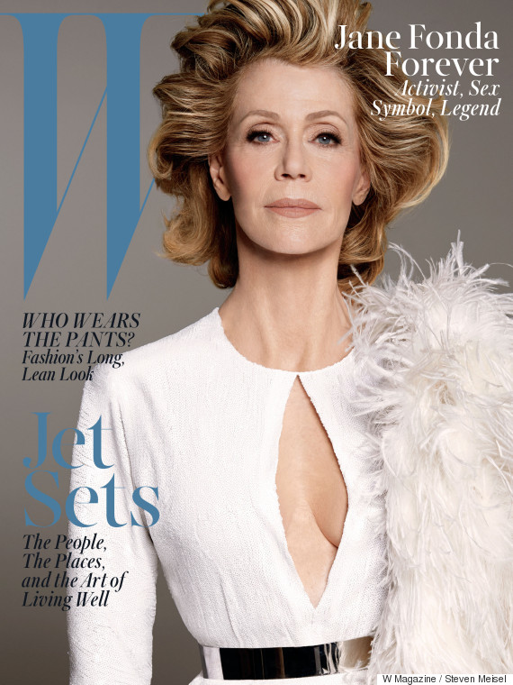 Jane Fonda On Her 'Strained' Relationship With Fashion