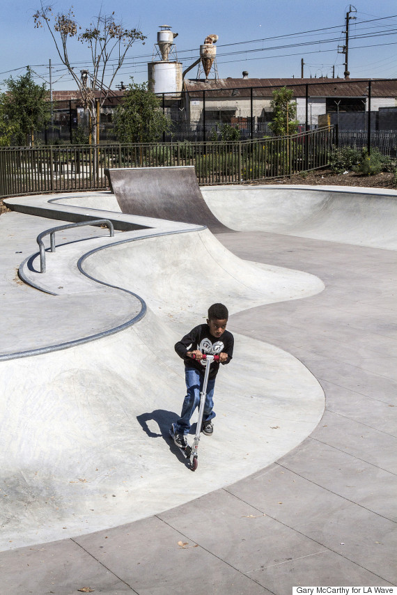 serenity park skate park