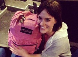 This Woman Is Dating Her JanSport, Because Who Needs A Man?