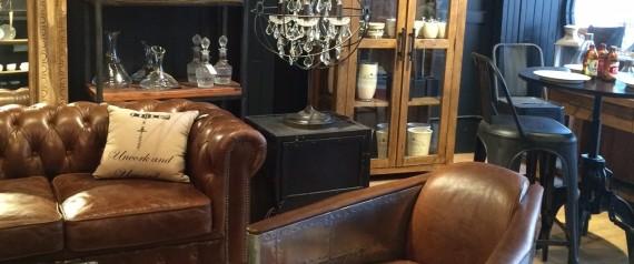Bois cuir l 39 adresse incontournable pour actualiser for Salon cuir et bois