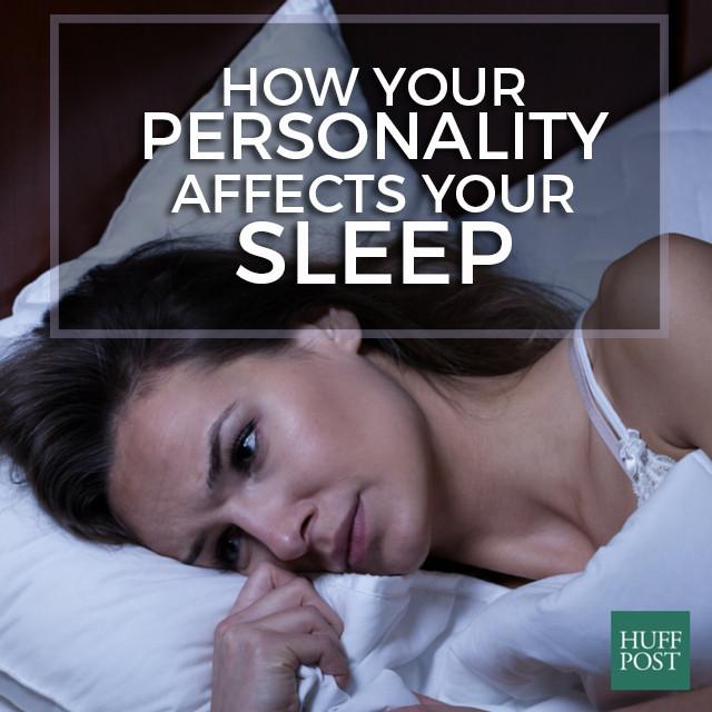 personality and sleep