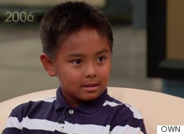 Anthony Was 8 When His Father Tried To Kill Him. Here's What He'd Tell His Father Today.