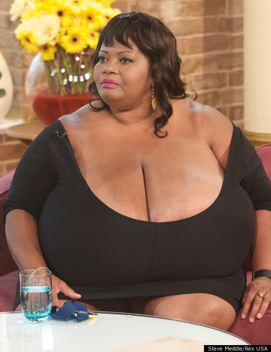 Norma Stitz Woman World Biggest Natural Breasts