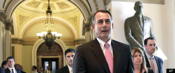John Boehner Debt Ceiling Talks