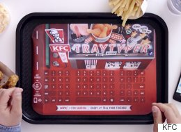 KFC's Ridiculous New Gadget Encourages Awful Table Manners
