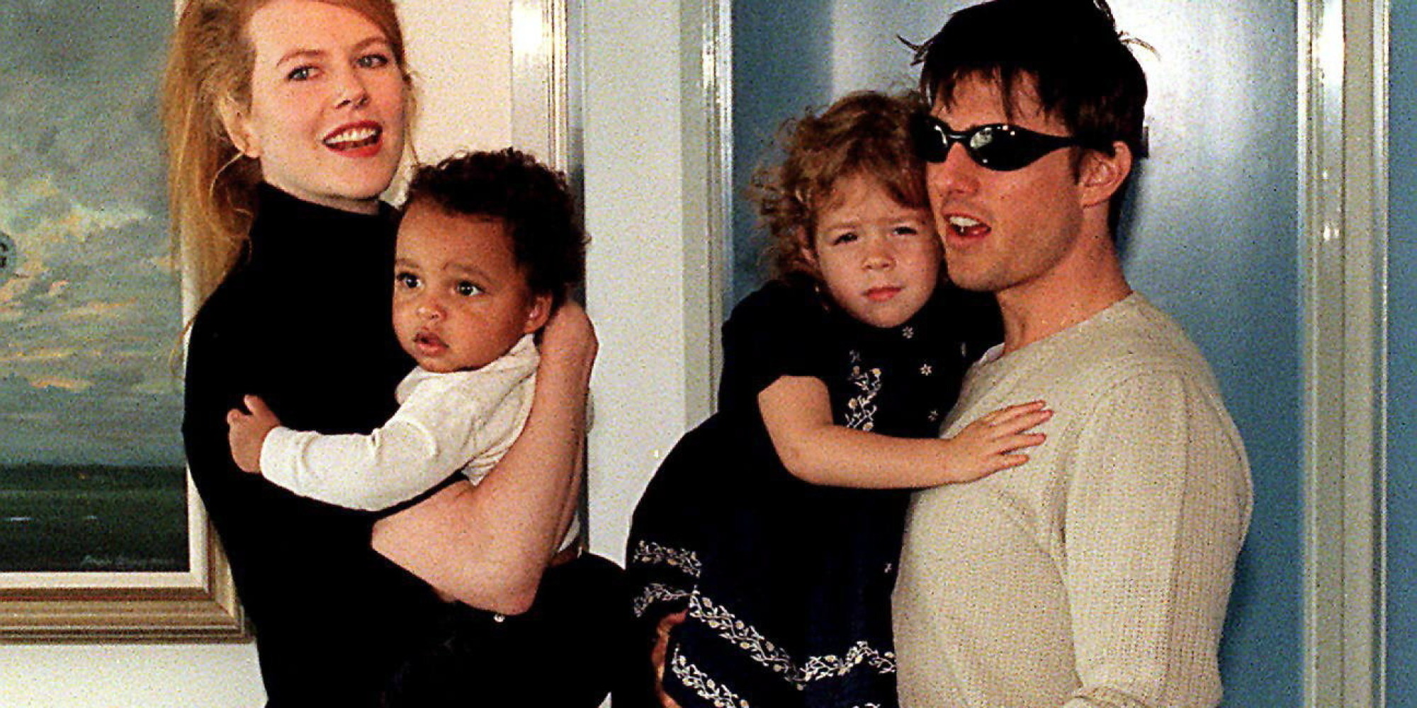Tom Cruise And Nicole Kidman's Adopted Children Are Grown ...  Tom Cruise And ...