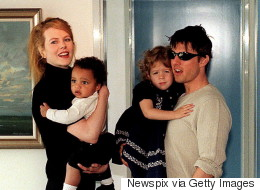 Look How Grown Up Tom Cruise and Nicole Kidman's Adopted Children Are