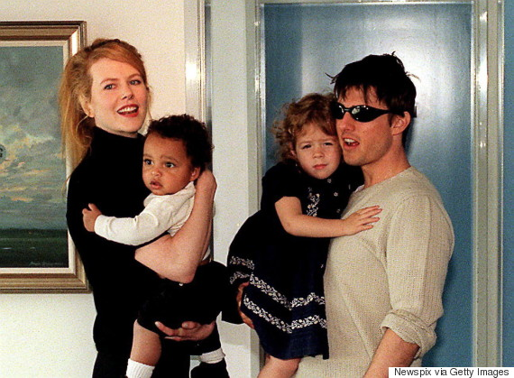 Tom Cruise And Nicole Kidman's Adopted Children Are Grown ...