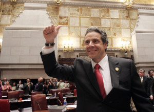 Andrew Cuomo New York Gay Marriage