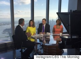 With Groundbreaking Broadcast, 'CBS This Morning' Gives First Glimpse Into One World Observatory