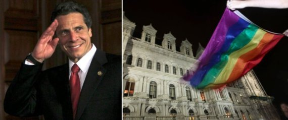 New York Gay Marriage Legalization Transformed National Debate: Legal ...