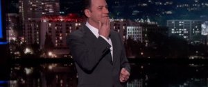 JIMMY KIMMEL DAVID LETTERMAN FAREWELL