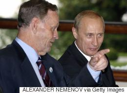 When Chretien Met Putin