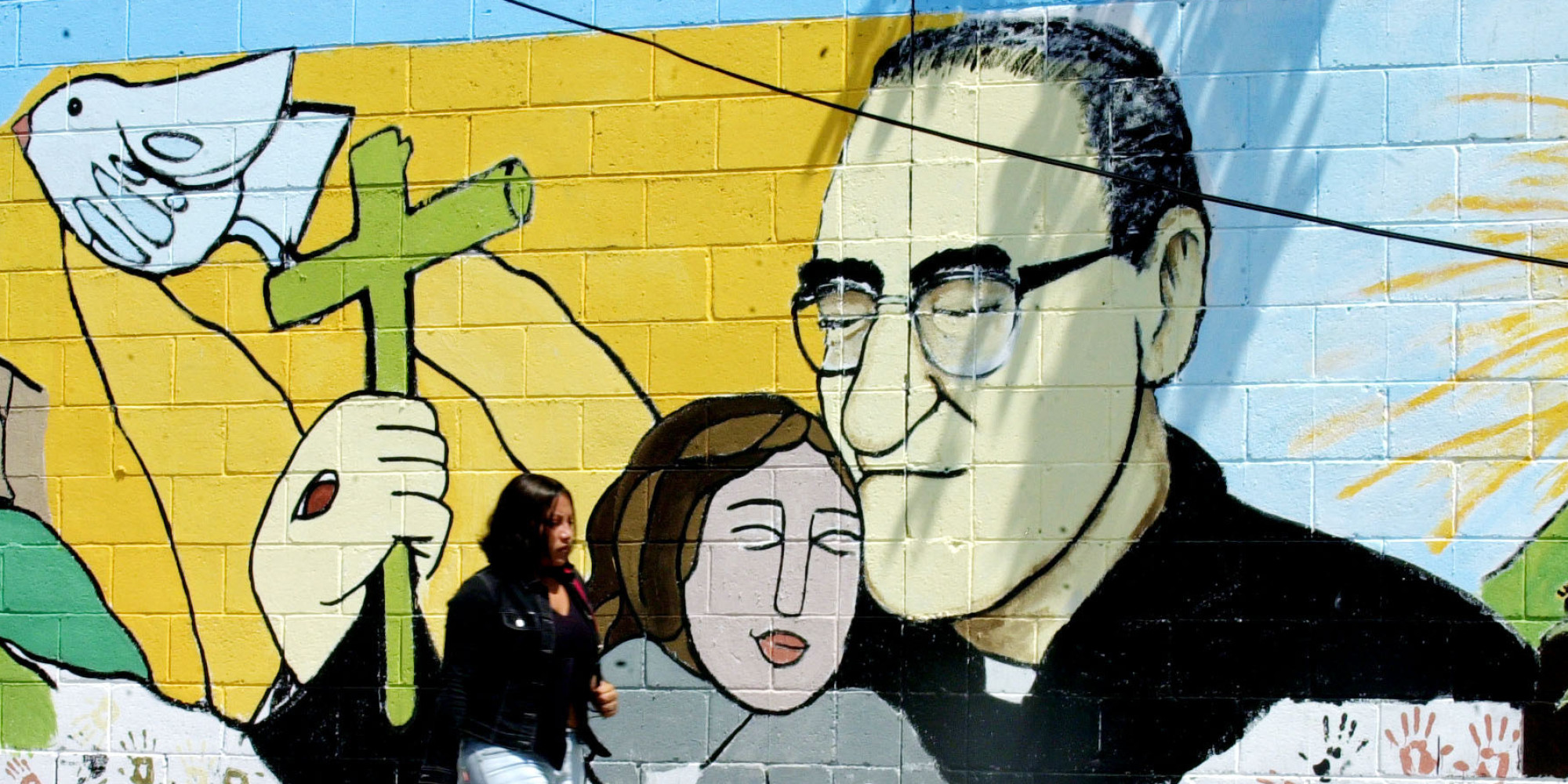 Honoring Oscar Romero of El Salvador   HuffPost