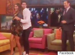 Mira a Karla bailando salsa con Adrian Grenier de 'Entourage'