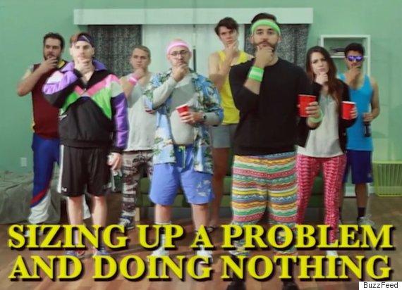doing nothing