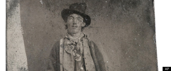 Billy The Kid Auction