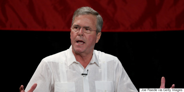 After 'Bumpy' Week, Jeb Bush Assures The 'Ship Is Stable'