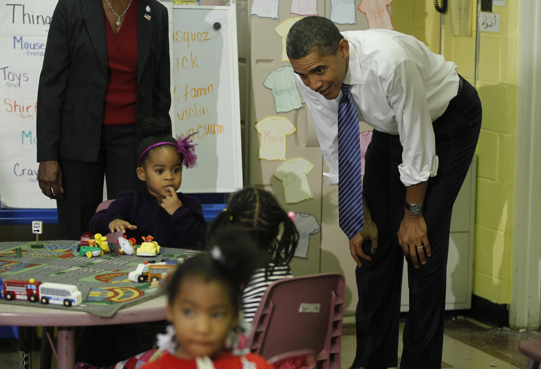 head start president obama