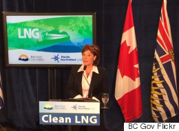 B.C. Signs $36-Billion LNG Agreement With Malaysian Energy Giant