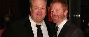 ERIC STONESTREET PLAYING GAY