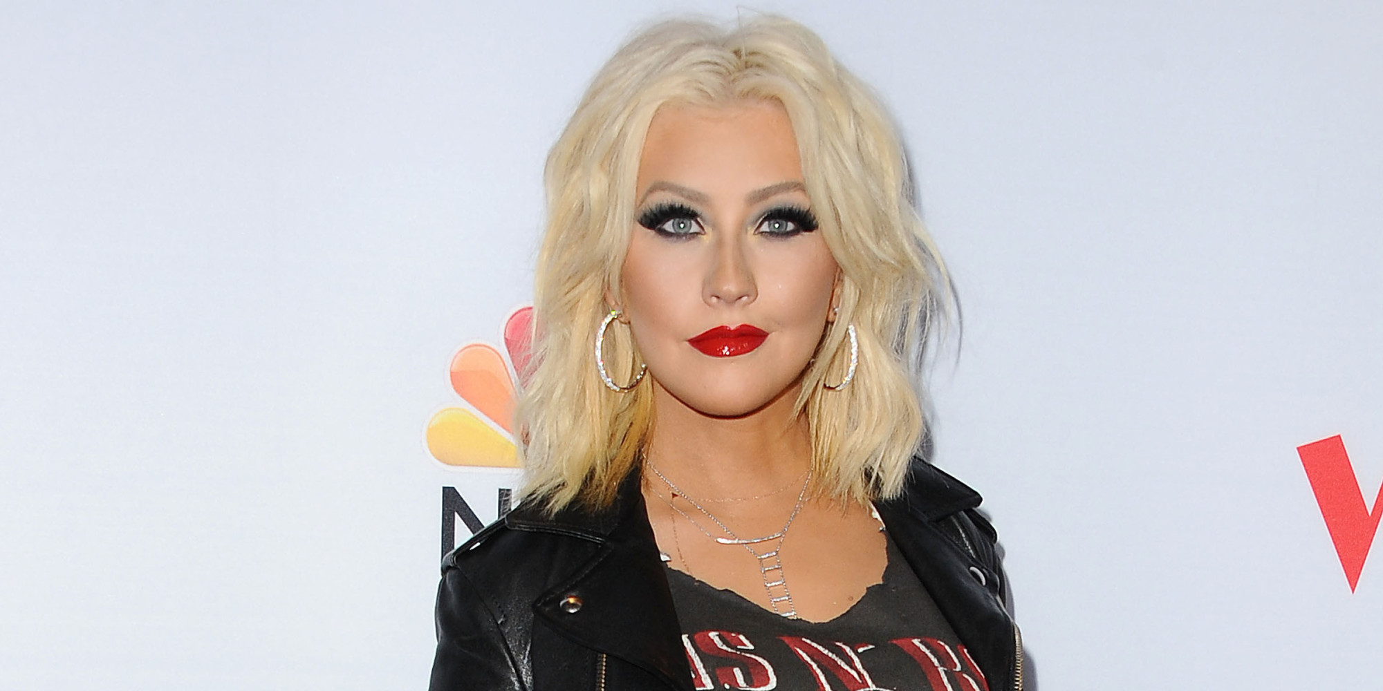 Christina Aguilera Releases New Ballad, 'Anywhere But Here' For ...