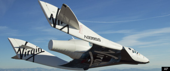 Virgin Galactic Space