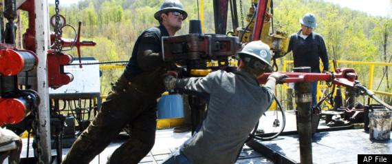 EPA FRACKING STUDY 2011 STATES