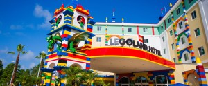 LEGOLAND HOTEL ENTRADA