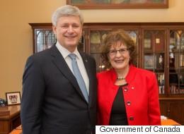 Harper Announces New Lieutenant Governor Of Alberta