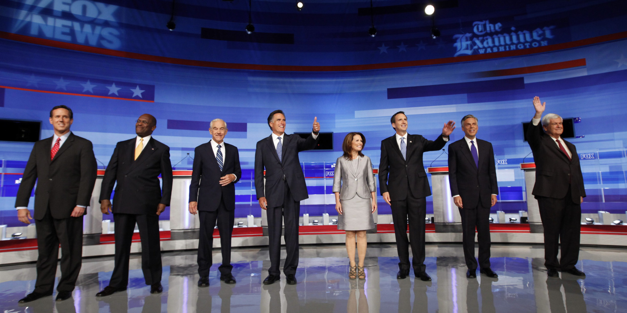 fox news to limit republican debate to top 10 in national