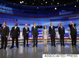Fox News Will Limit Republican Debate To Top 10 In National Polls